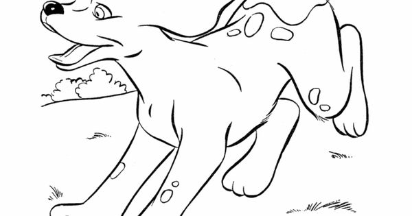 free coloring pages dog breeds - photo#16