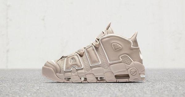 Nike Air More Uptempo 96 Tan | // S N E A K E R S A D D I C T . | Pinterest