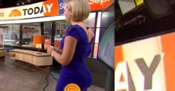 Dylan Dreyer (INSANELY HOT) 09:22:13 Weekend Today NBC ...