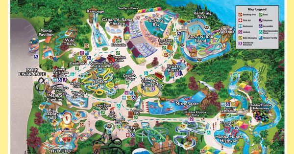 Busch Gardens Water Country Usa Combo Tickets