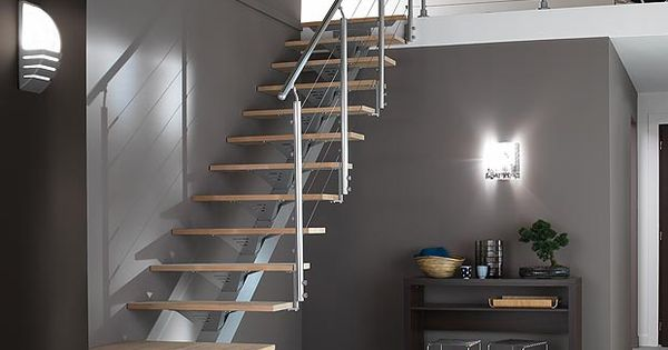 chaque pi ce sa verri re int rieure escalier droit. Black Bedroom Furniture Sets. Home Design Ideas