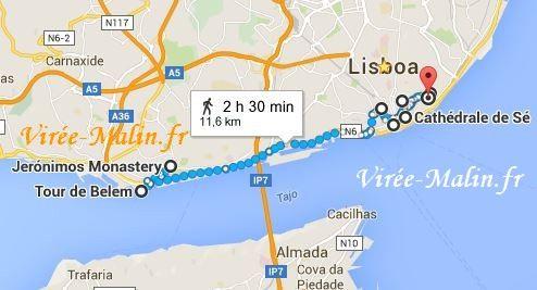 Visiter Lisbonne En 3 Jours Lisbonne En 3 Jours Visite Lisbonne