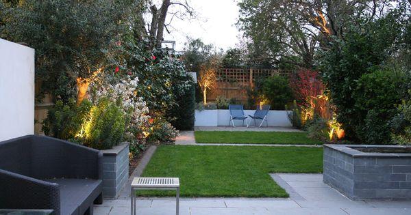 Terrace garden layout - Lay outs garden terrace ...