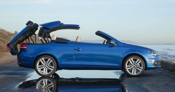 The 15 Least Expensive Convertibles You Can Buy Volkswagen Vw Eos Eos
