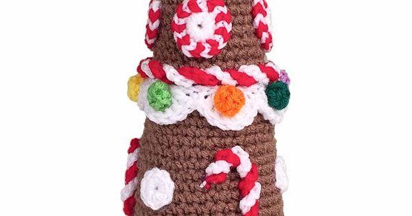 Carolyn Christmas Designs: Gingerbread Tree Pattern ~k8