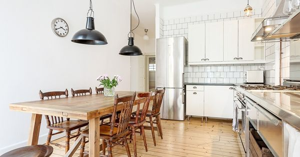 white kitchen  Interior  Pinterest  인테리어