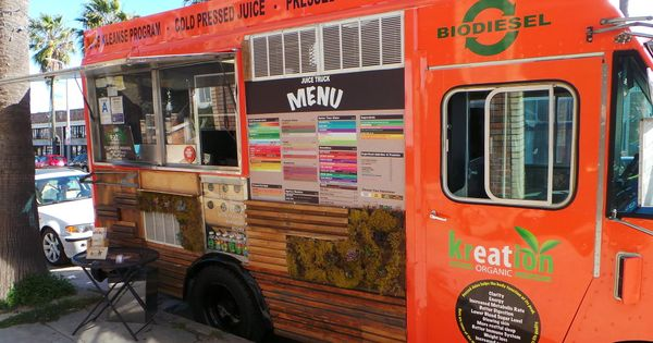 Juice truck juice truck glow juice truck pinterest for Food truck juice bar