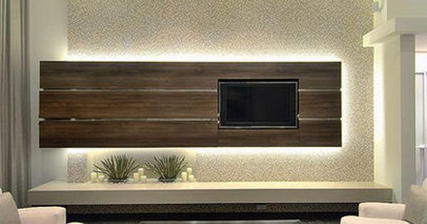 15 Splendid Modern Family Room Designs Family Room Walls