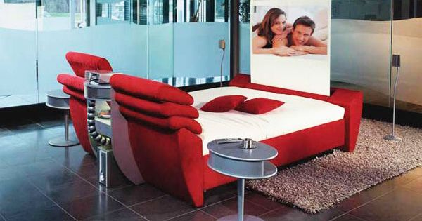 Most Unusual Beds Cinema Bed 1 16 Of The Most Extreme