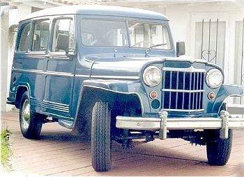 Estanciera Ika 1965 Coches Clasicos Autos Autos Clasicos