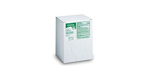 17360 Safetec Bag In Box Abhc Instant Hand Sanitizer Refill 800ml