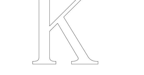 photograph about Greek Letters Stencils Printable named Greek Letter Stencil Y: Sorority Fraternity Greek Letters