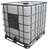 275 Gallon Caged Rebottled Ibc Tote Ce 275tote In 2020 Water Storage Containers Water Storage Water Storage Tanks