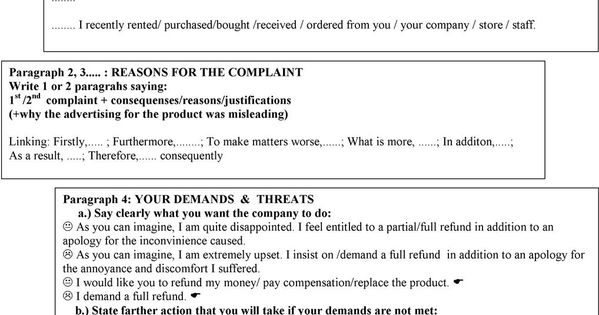 Complaint letter useful phrases 28 images letter of complaint complaint letter useful phrases letter of complaint useful phrases post card spiritdancerdesigns Choice Image