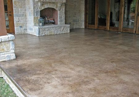 Take a look at this patio concrete stain Solcretecom Home