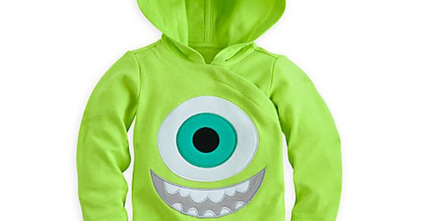 Disney Cuddly Bodysuit Costume for Baby! Baby boy onesie from Monster's Inc