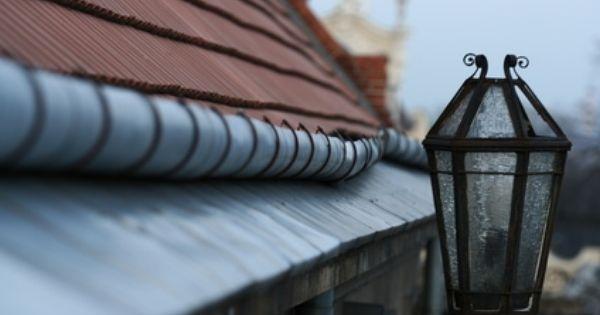 How To Caulk Roof Gutters Rain Diverter Gutters Copper Gutters