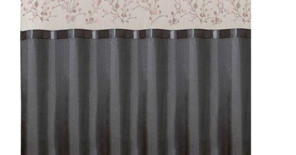 Roberta Fabric Shower Curtain 3500