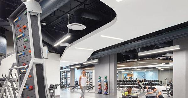 John Friedman Alice Kimm Architects Converts Ucla Garage Into Airy Fitness Center Design