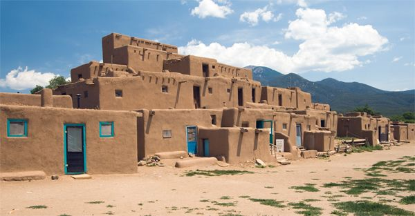 15 Ancient House Designs That You Can Build Really Cheap Potentially For Free Walden Labs Ancient Houses Taos Pueblo World Heritage Sites