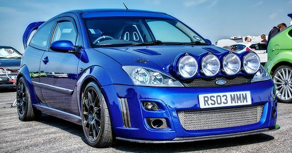 Ford Focus Rs Mk1 Google Search With Images Ford Focus Car