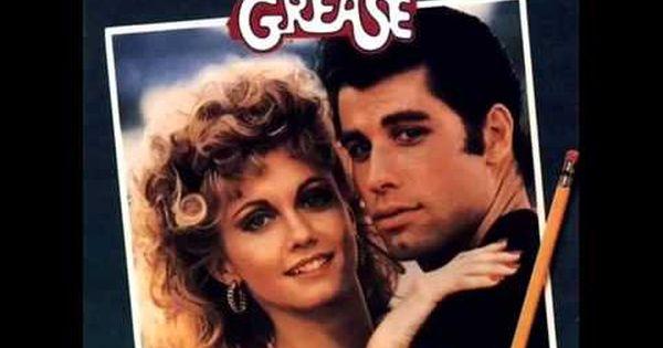 Tears On My Pillow Sha Na Na Grease John Travolta Grease John Travolta Olivia Newton John