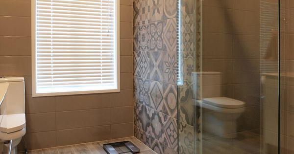 ... bathroom #tiles  Bathroom Tile Ideas  Pinterest  Tile, Wood look