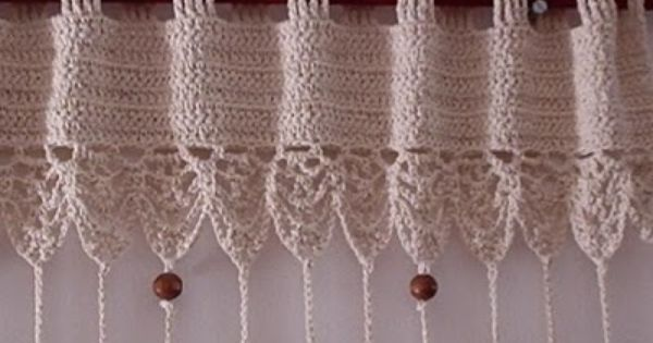 17 Best ideas about Crochet Curtains on Pinterest | Crochet ...