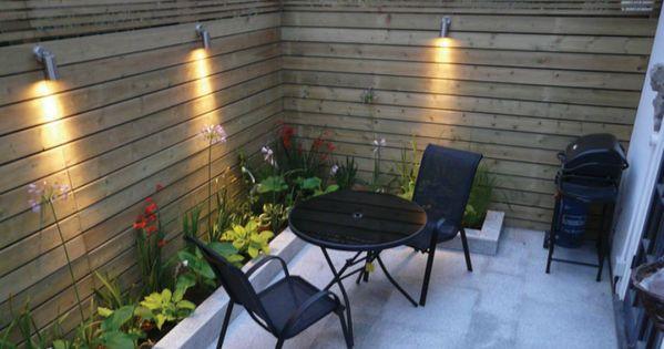 10 ideas para decorar un patio muy peque o patio peque o - Decorar patios pequenos ...