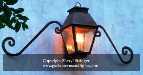 Moustache Scroll For Lanterns Home Building Lighting