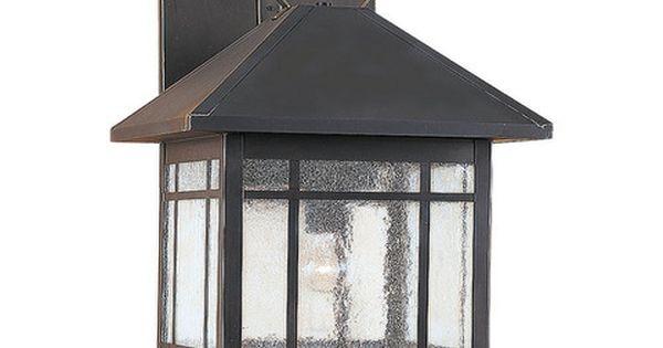 Craftsman Style Outdoor Light Fixtures Craftsman Style Outdoor