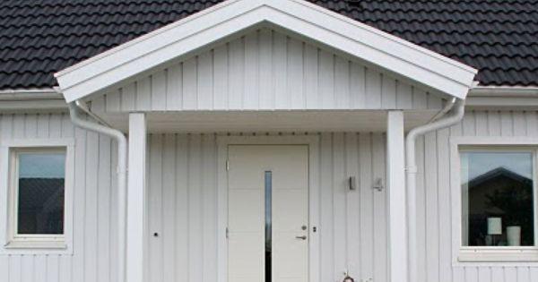 Fru B inspirerar: Farstukvisten har fått en trappa! | Home - house ...