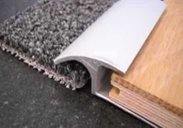 Edging Transitions And Thresholds Carpet To Tile Transition Carpet Repair Types Of Carpet