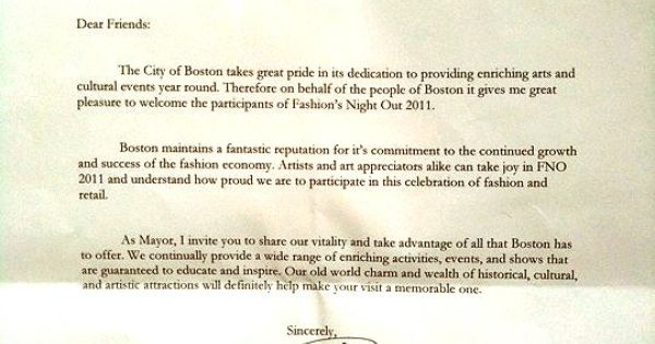 Mayor MeninoS Support Letter For Fno Boston   Official Fno