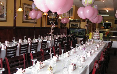 Baby Shower Party Decor | Baby Shower Party Checklist & Decorations Ideas
