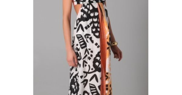 Diane von Furstenberg. Great summer dress.