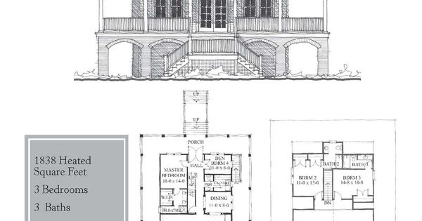 Mayfair cottage allison ramsey architects house plans for All architectural styles