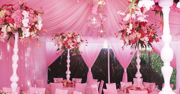 Elegant Pretty in Pink Baby Shower {Amazing Florals} Empty Vase, Shuglove, Classic