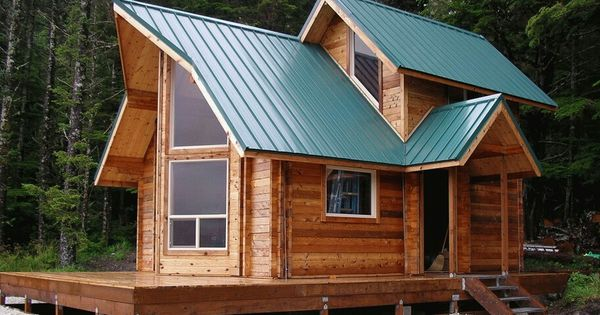 Prow front tiny house tiny house inspiration pinterest for Prow front house plans