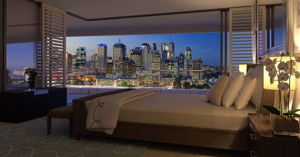 Modern-contemporary bedroom inspiration  Dream Home & Interior Ideas ...
