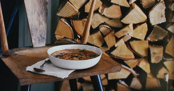 Hot soup, Woods and Soups on Pinterest