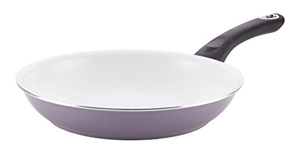 Farberware Purecook Ceramic Nonstick Cookware 10inch Skillet Lavender Click Image To Review More Details This Is An Affiliate Li With Images Ceramic Skillet Farberware