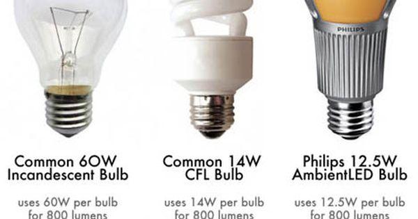 Light Bulb Types Advantages Light Bulb Led Light Bulb Energy Efficient Light Bulbs