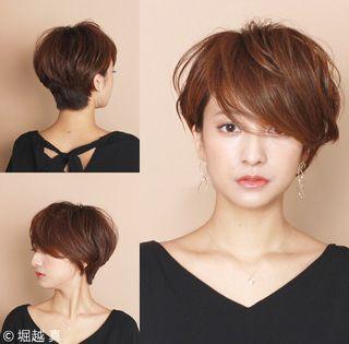 Hair 堀越 真さんのヘアスタイルスナップ Id 385923 Hair
