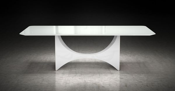 Camden Dining Table Dining Table Modern Dining Table Dining