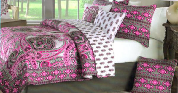Cynthia Rowley Paisley Bedding Tj Maxx Bought This In A