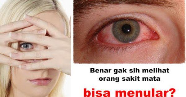 Benar Gak Sih Melihat Orang Sakit Mata Bisa Menular Lensa Kontak Membaca Warna