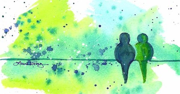 17 Best ideas about Easy Watercolor on Pinterest | Easy watercolor ...