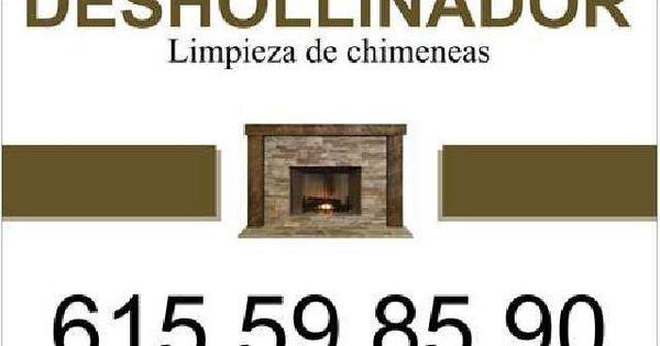 Limpieza profesional de todo tipo de chimeneas calderas - Tipo de chimeneas ...