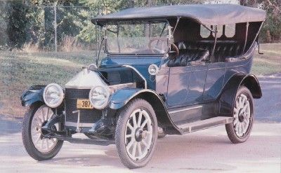 1911 1912 1913 Chevrolet Series C Classic Six Chevrolet